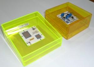 Desain package pada SMD Hybrid untuk hasil yang lebih compact